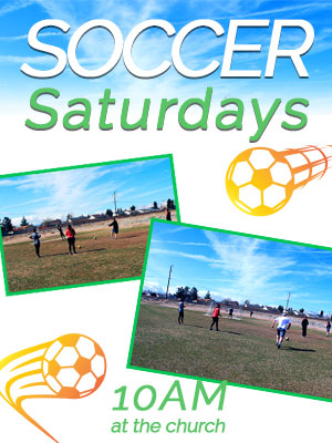 Soccer Saturdays